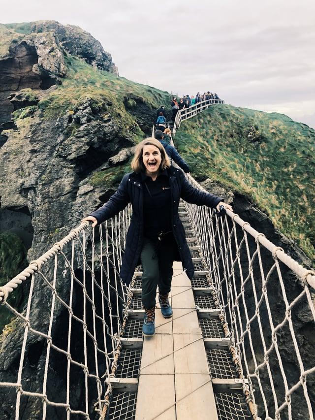 CAPAStudyAbroad_Fall 2019_Dublin_Ellie LaFountain_RopeBridge