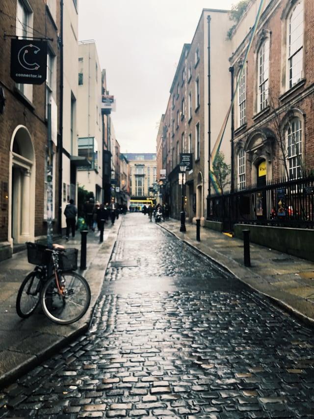 CAPAStudyAbroad_Fall 2019_Dublin_Ellie LaFountain_Templebar