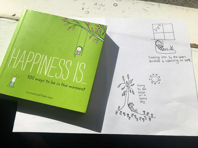 Happiness Is Book by Lisa Swerling and Ralph Lazar
