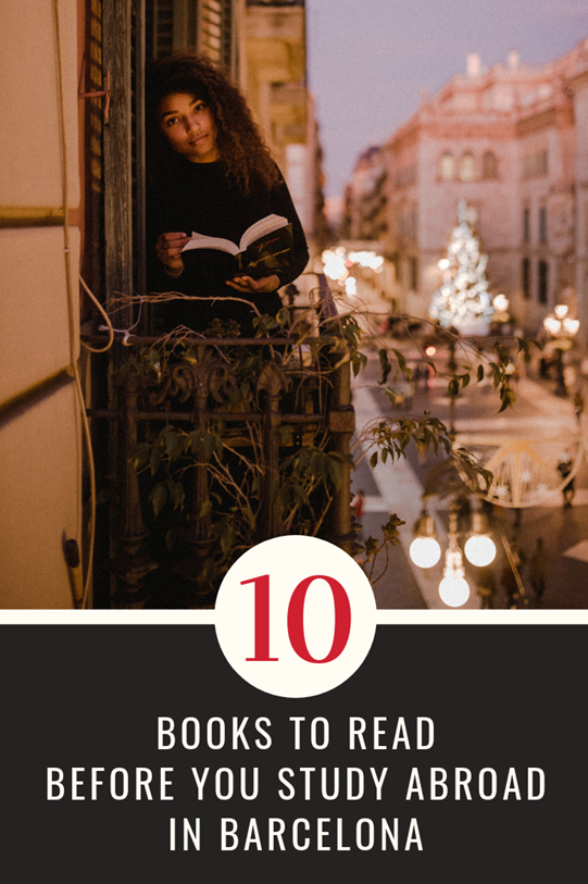 10 Books to Read Before You Study Abroad in Barcelona