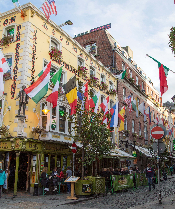 Dublin Tourism Industry