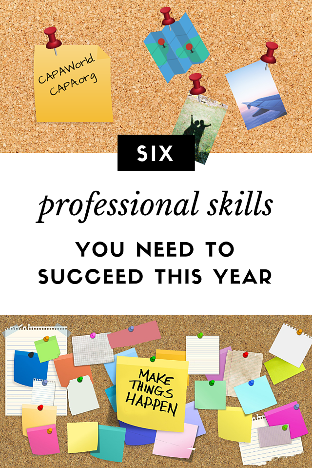 6 Professional Skills You Need to Succeed This Year