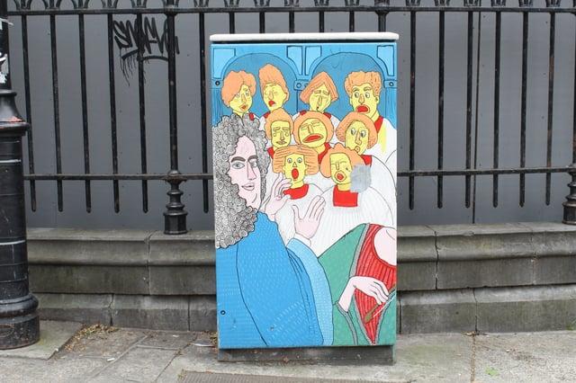 Choir Box