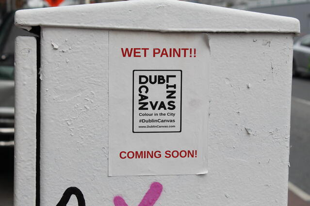 Dublin Canvas