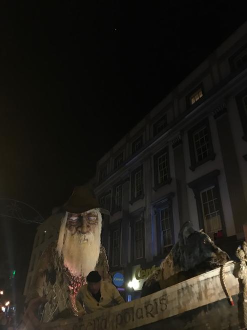 CAPAStudyAbroad_Fall2017_Dublin_From Elizabeth Leahy - Halloween_Ship Float at the Dublin Macnas Parade.png