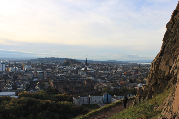 CAPAStudyAbroad_Fall2017_Dublin_From Elizabeth Leahy - View from Arthur's Seat in Edinburgh, Scotland.png