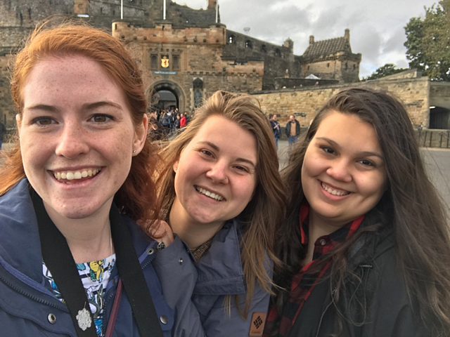 CAPAStudyAbroad_Fall2017_Dublin_From Elizabeth Leahy - With Friends at Edinburgh Castle.png