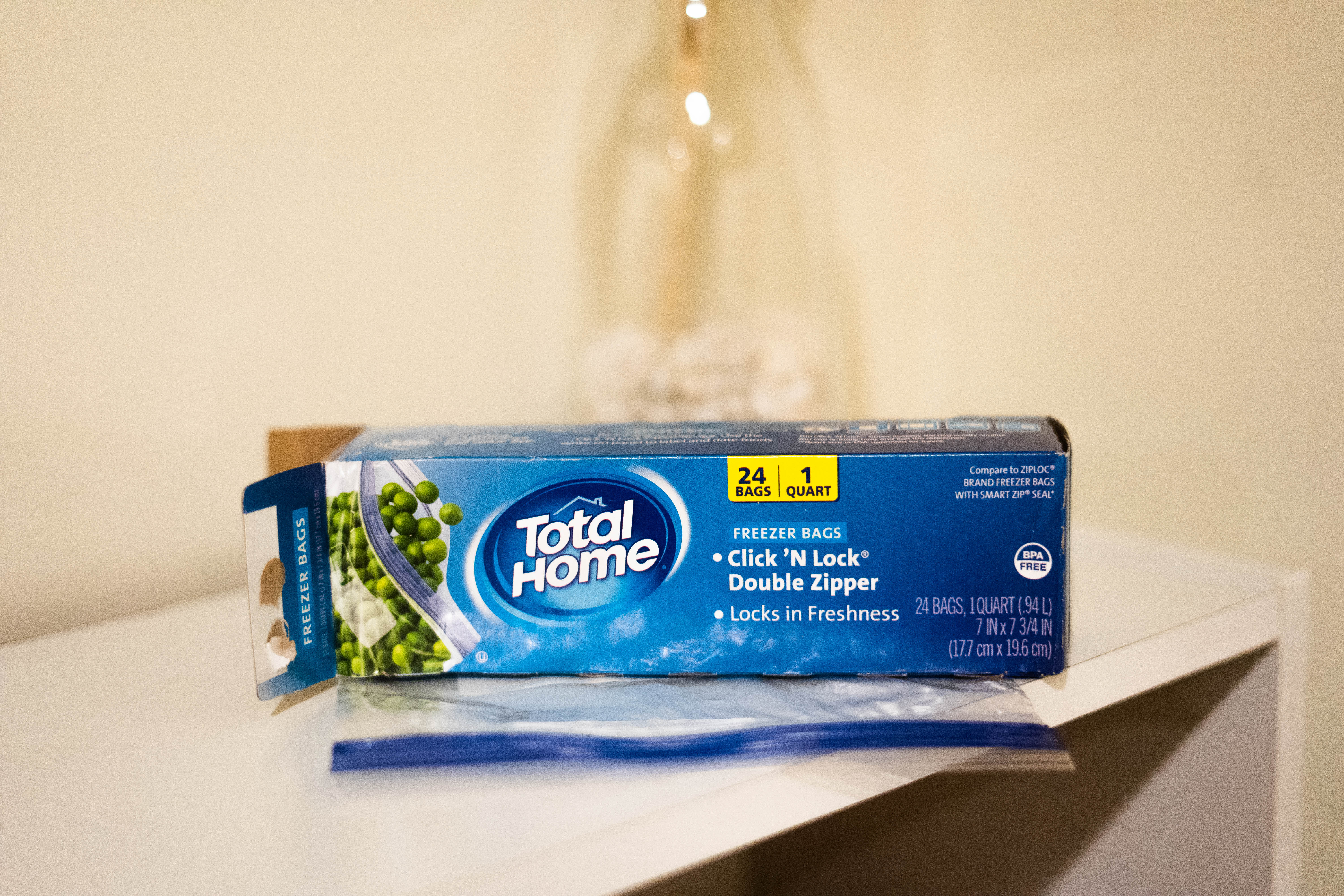 Ziploc bags for any travel and packing needs