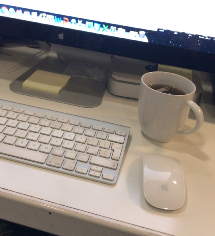CAPAStudyAbroad_London_Spring2018_From Ellie Telander - Coffee at internship