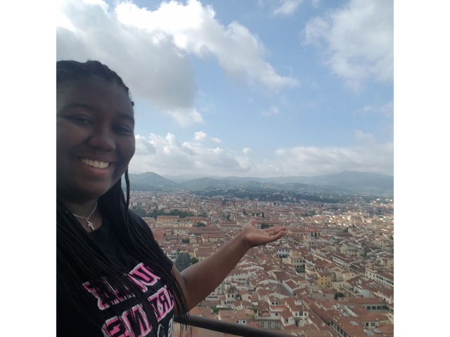 CAPAStudyAbroad_Florence_Summer2018_From CeDrice Howard - top of Duomo