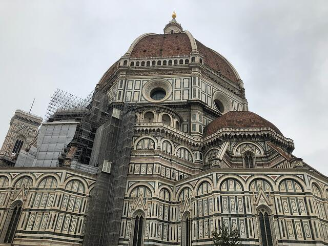 CAPAStudyAbroad_Florence_Summer2018_From Lindsey Feamster - Duomo
