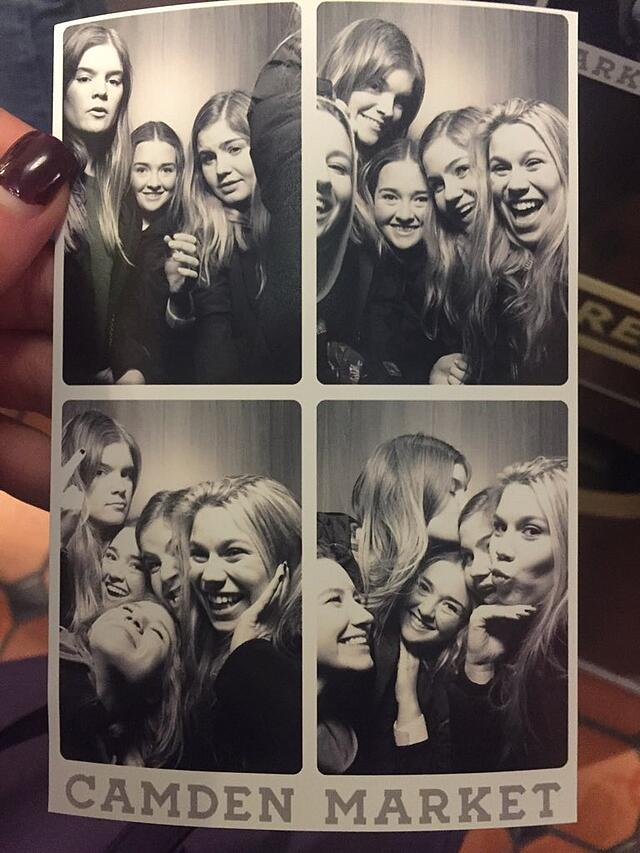CAPAStudyAbroad_London_Spring2018_From Savannah Bernard - photo booth photos