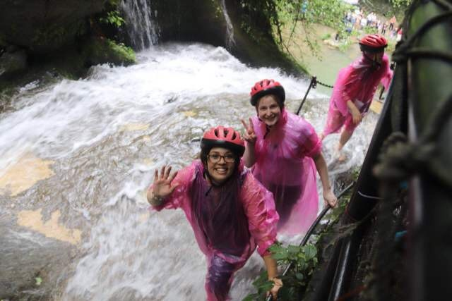 CAPAStudyAbroad_Shanghai_Spring2018_From Nicole Castro - Gudong Waterfall