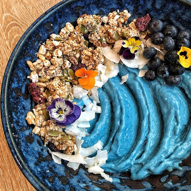 CAPAStudyAbroad_Sydney_Summer2018_From Jordan Eimer - Blue smoothie bowl
