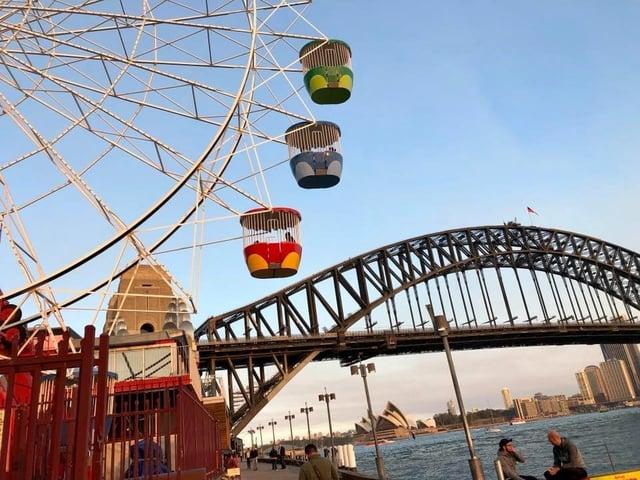 CAPAStudyAbroad_Sydney_Summer2018_From Jordan Eimer - Luna Park 2
