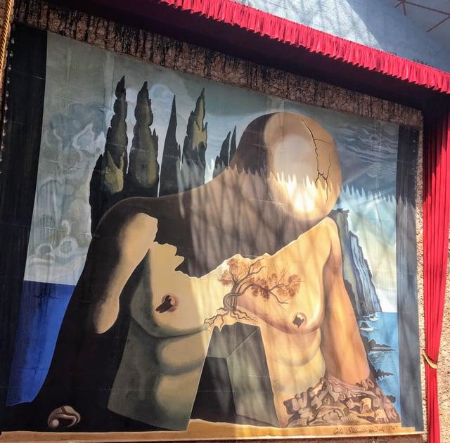 Art in Barcelona, Spain