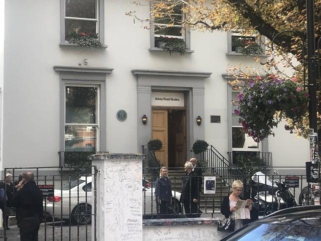 CAPAStudyAbroad_Spring2019_London_Melody Marshall_Abbey Road Studios
