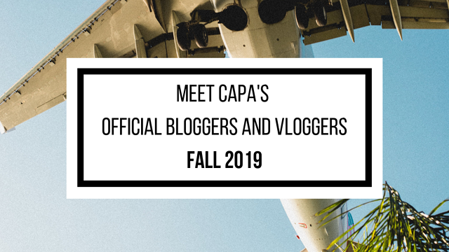 Introducing Fall 2019 Bloggers and Vloggers