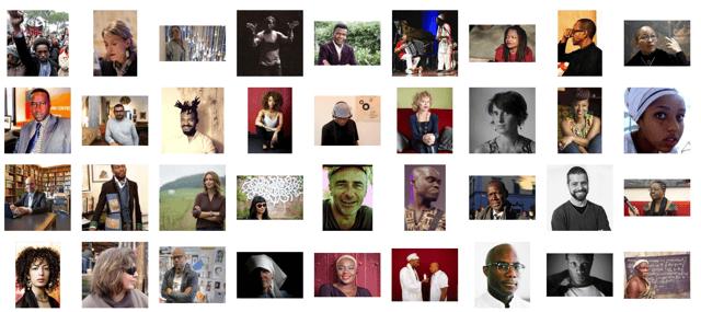 Black History Month Florence 2018 Participants - Credit BHMF
