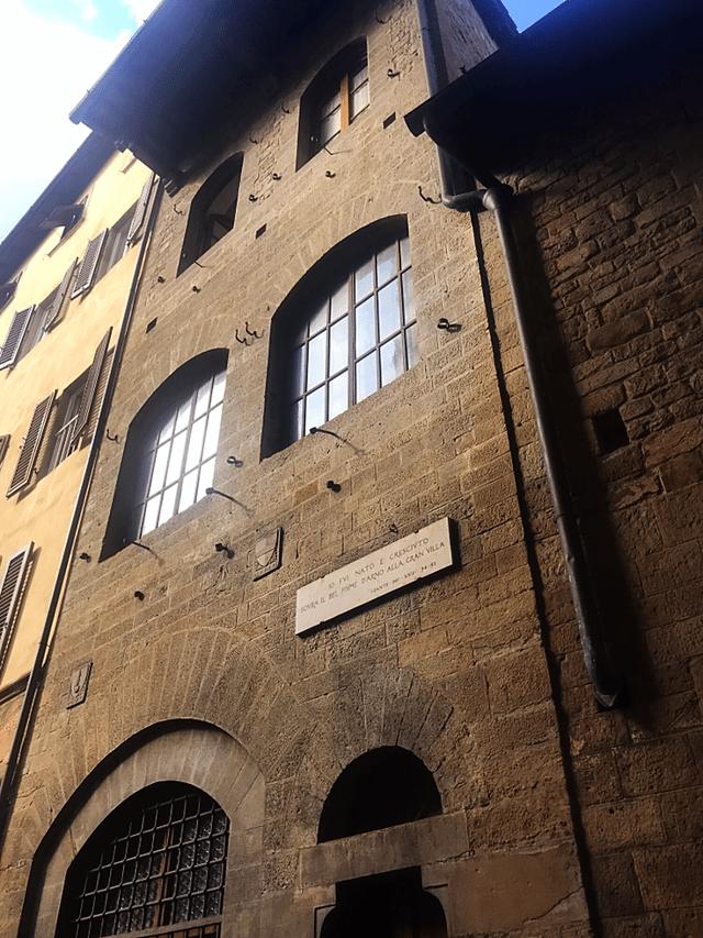 Dante's House