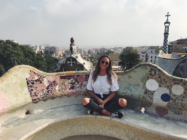 CAPAStudyAbroad_Fall2017_Florence_From Hayley Parker - Fall Break_Park Guell in Barcelona.png