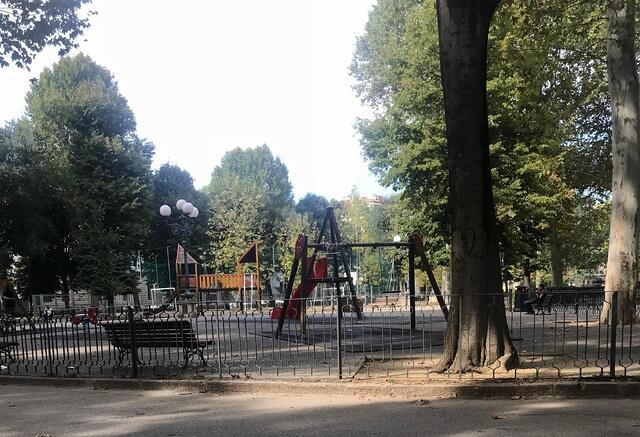 Playground in Our Neighborhood