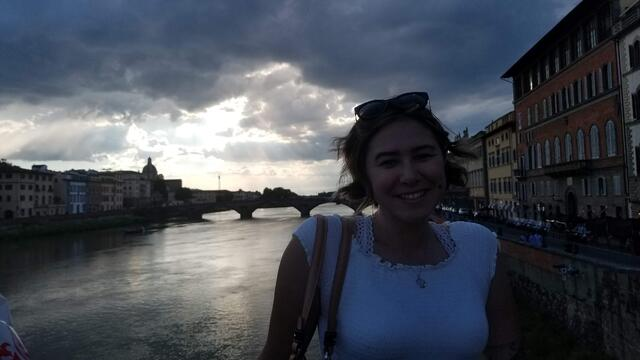 CAPAStudyAbroad_Florence_Summer2018_From Allyson Barnes - A Cloudy Day