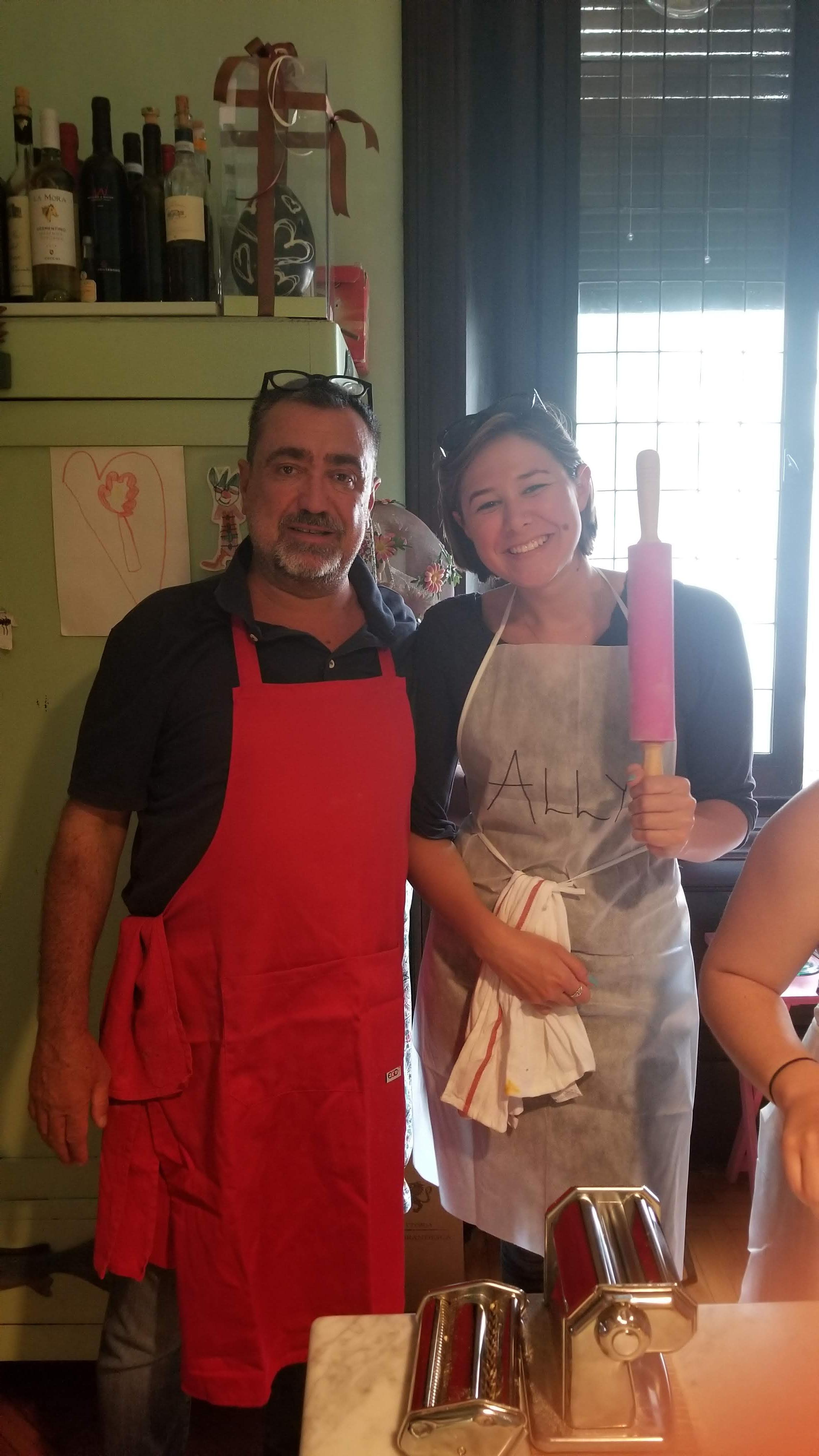 CAPAStudyAbroad_Florence_Summer2018_From Allyson Barnes - At a Cooking Class