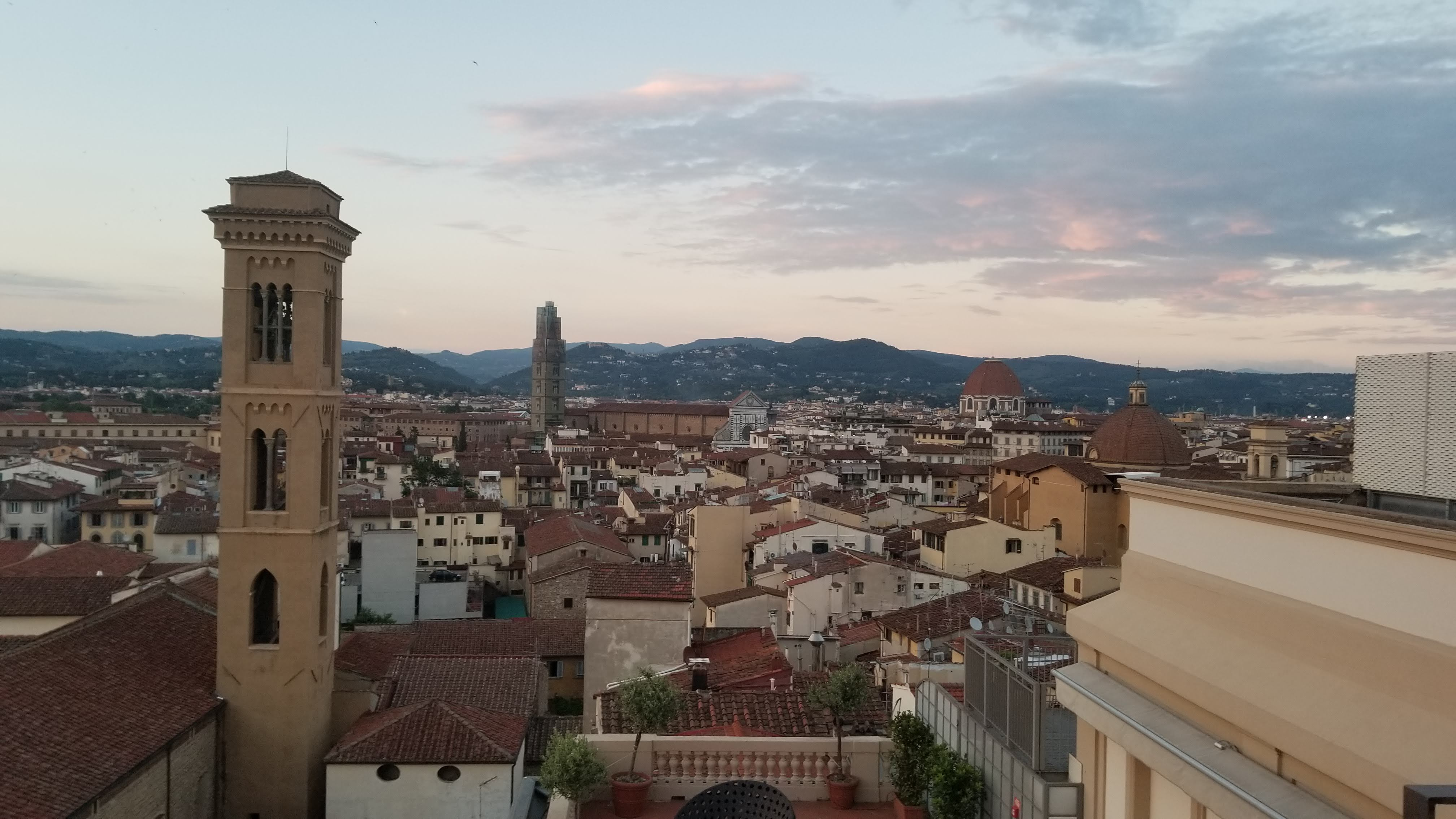 CAPAStudyAbroad_Florence_Summer2018_From Allyson Barnes - Looking Far into Florence