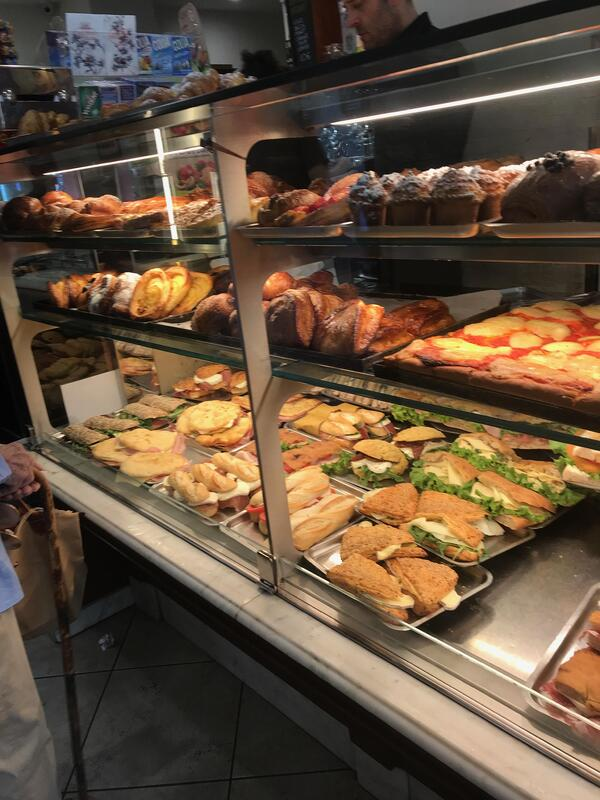 Fresh Daily Pastries at a Coffee Shop Near CAPA Florence
