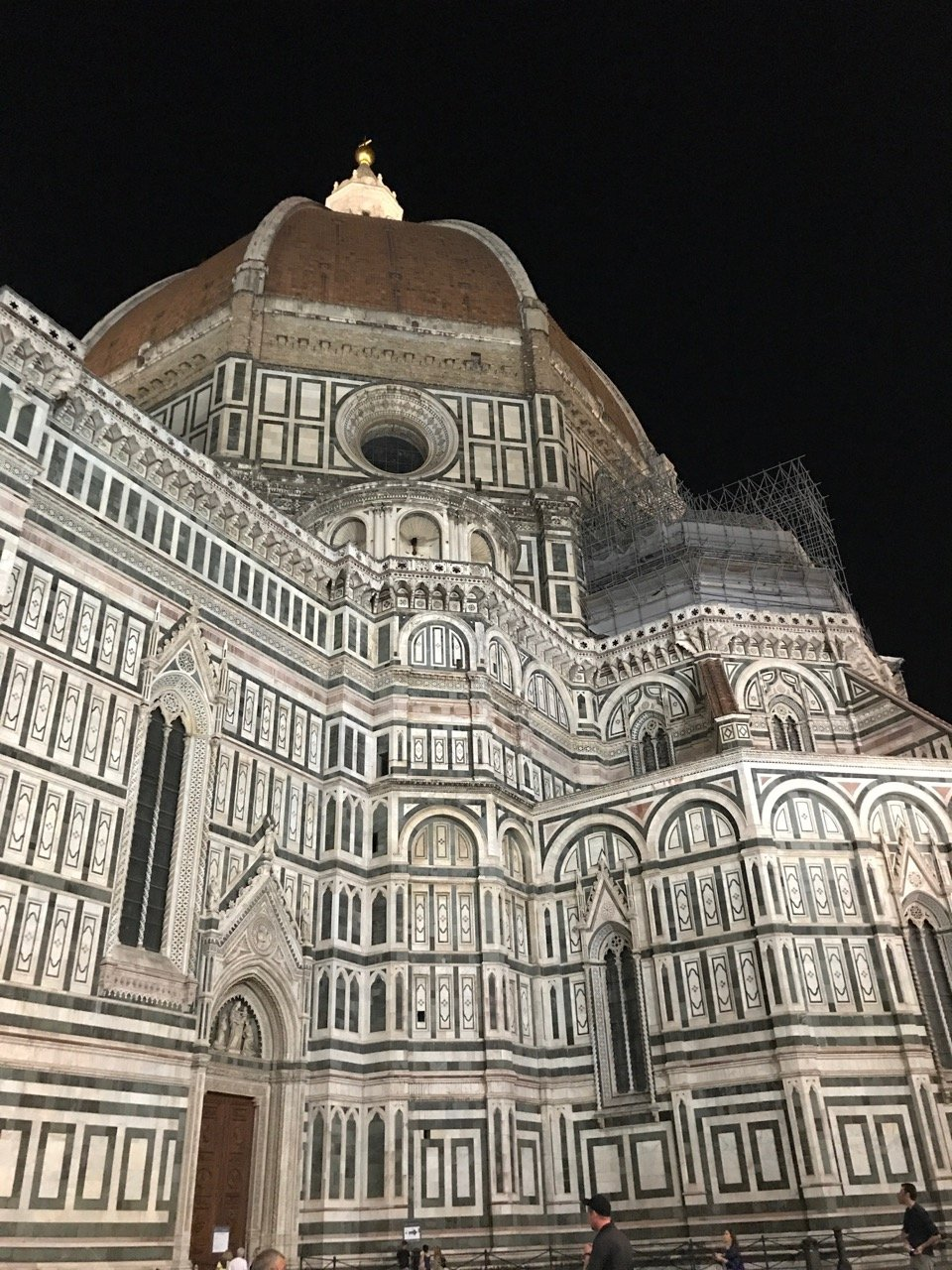 CAPAStudyAbroad_Florence_Summer2018_From Hannah Hardenbergh - The Dome at Night