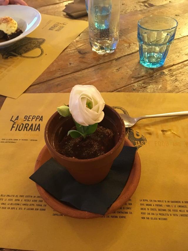 CAPAStudyAbroad_Florence_Summer2018_From Hannah Hardenbergh - Tiramisu at La Beppa Fioraia