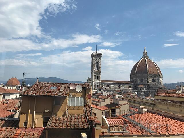 CAPAStudyAbroad_Florence_Summer2018_From Hannah Hardenbergh - Views of the Duomo