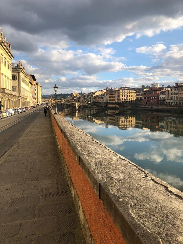 Arno River 2