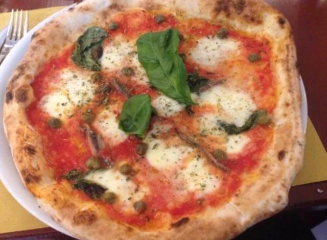 Marguerita Pizza