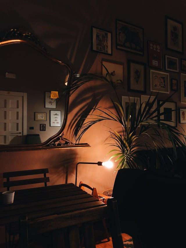My cozy corner in L'appartamento