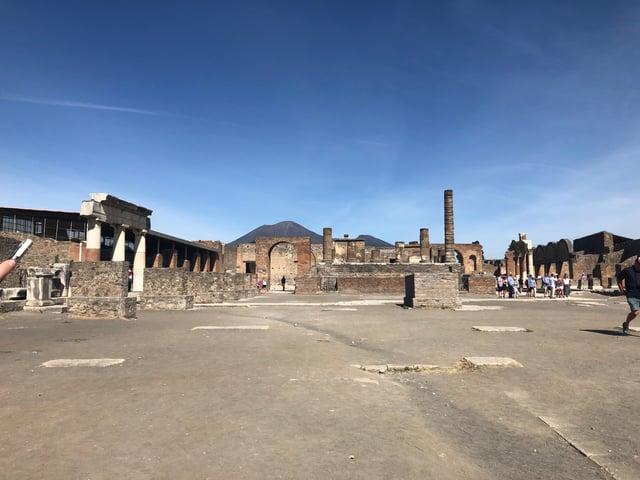 CAPAStudyAbroad_Fall2019_Florence_Sarah Graham_Pompeii