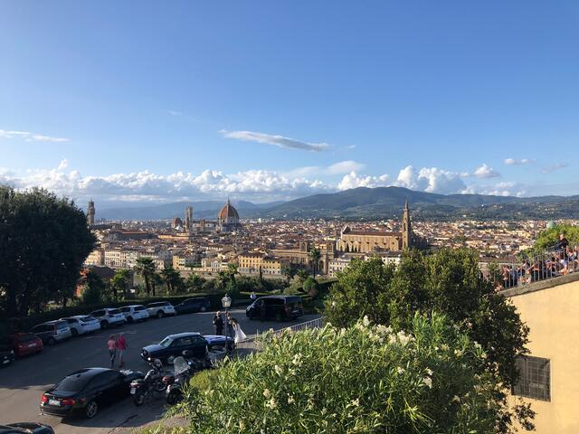 Another view from Piazzale Michelangelo