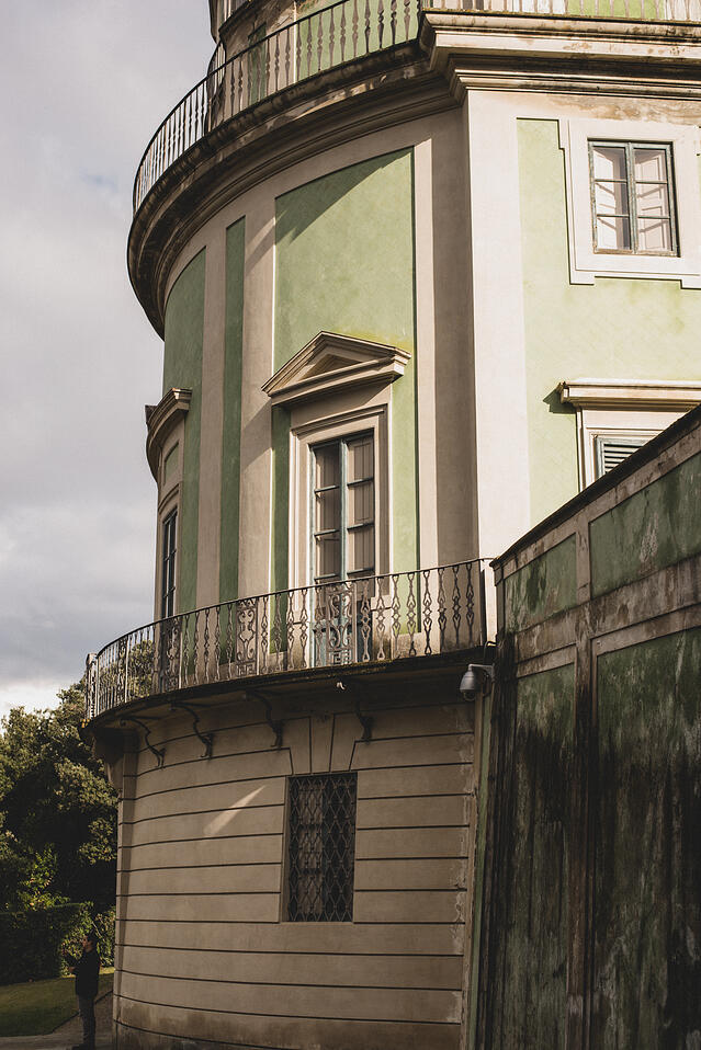 Observatory - The Kaffeehaus