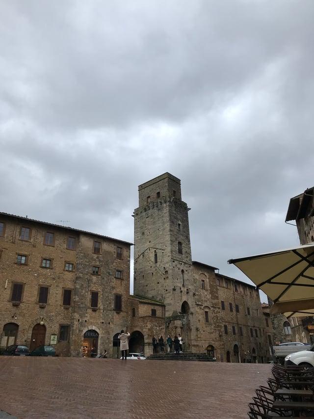 Piazza di San Gimignano