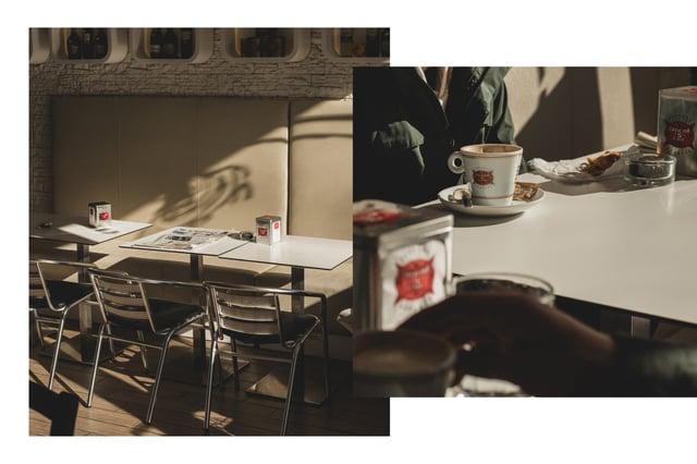 Caffe in Rome