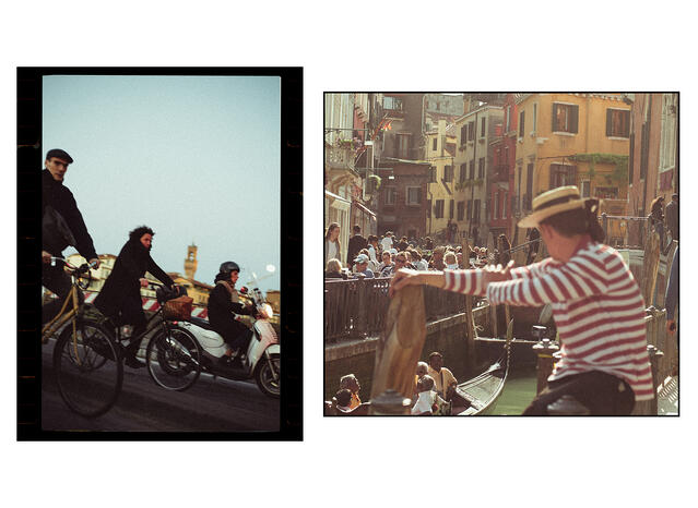 Post Work in Venice