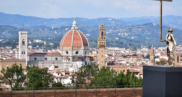 A Full View of Florence
