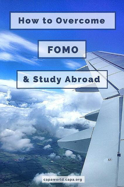 How to Overcome FOMO and Study Abroad