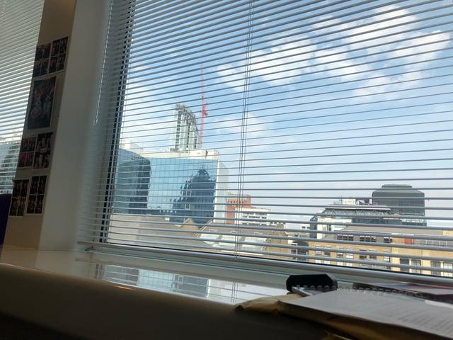 A Window View at My Internship Site The Nursing Times