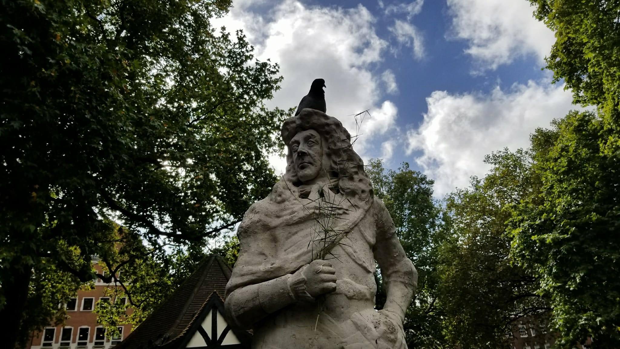 CAPAStudyAbroad_London_Fall2017_From Thaddeus Kaszuba - Charles II in SoHo Square.jpg