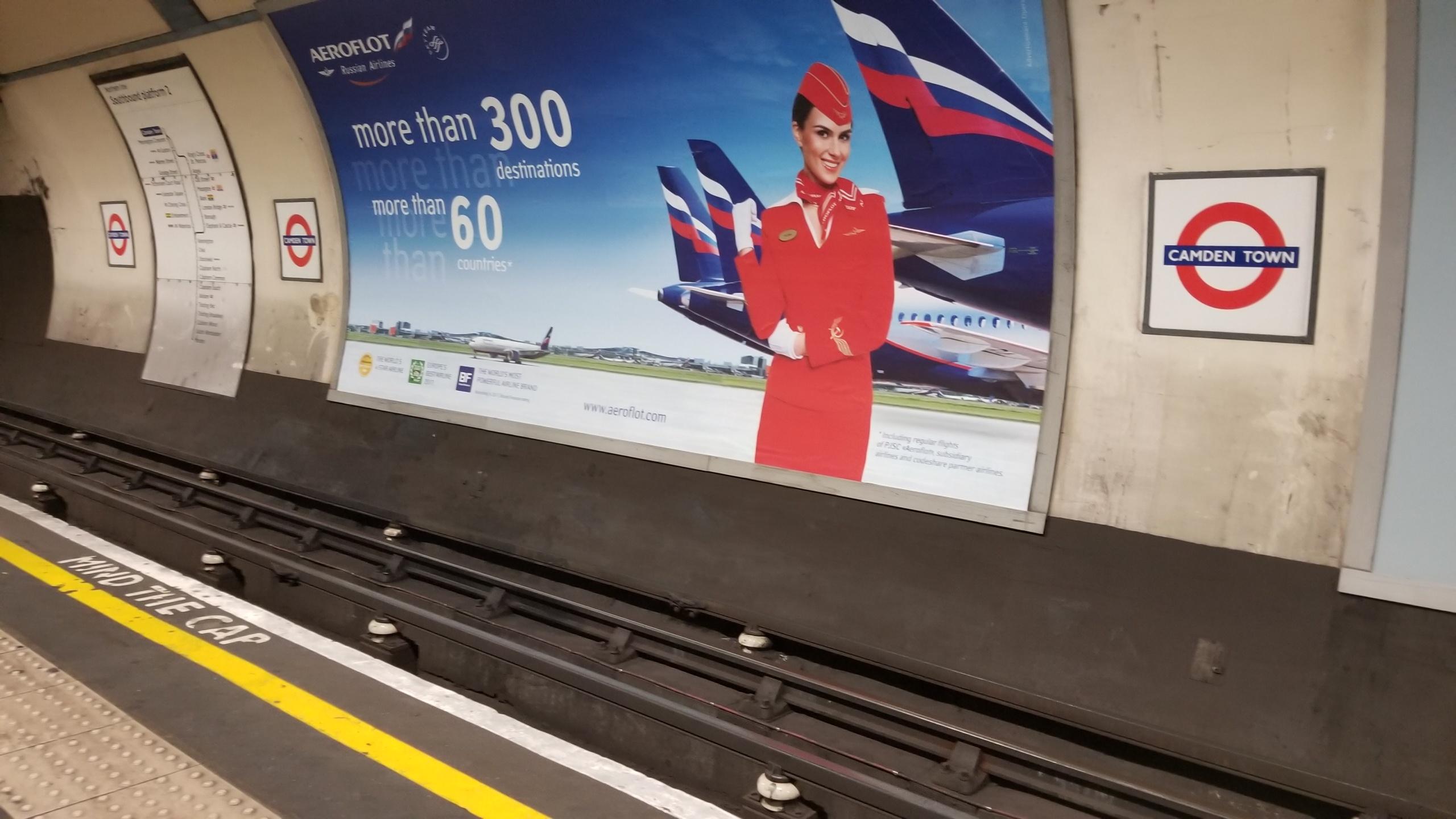 CAPAStudyAbroad_London_Fall2017_From Thaddeus Kaszuba - London Tube.jpg