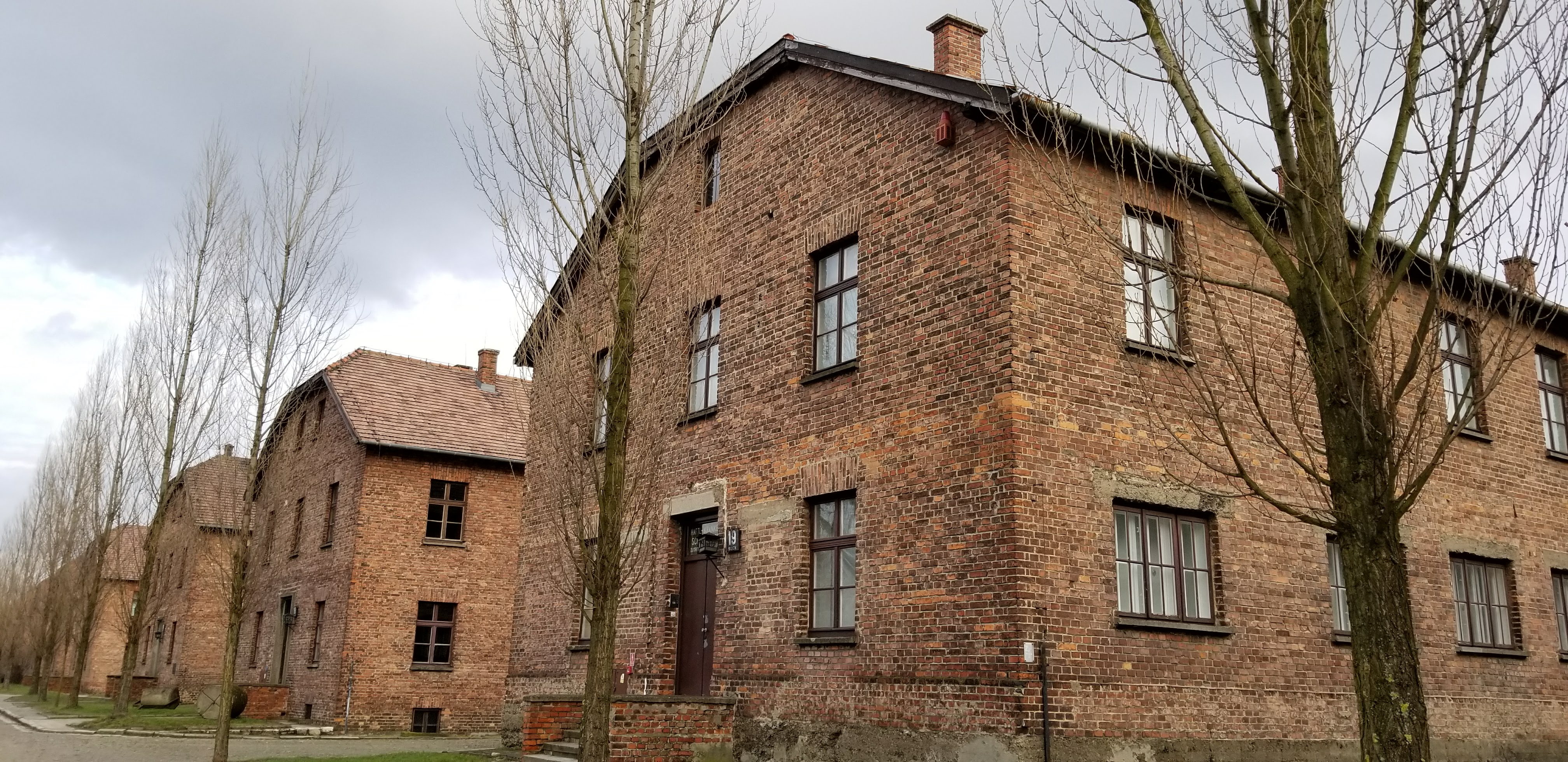 CAPAStudyAbroad_London_Fall2017_From Thaddeus Kaszuba - The Block Houses in Auschwitz.jpg