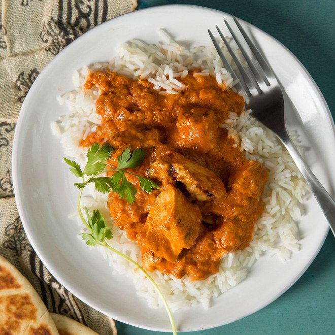 Chicken Masala Dish