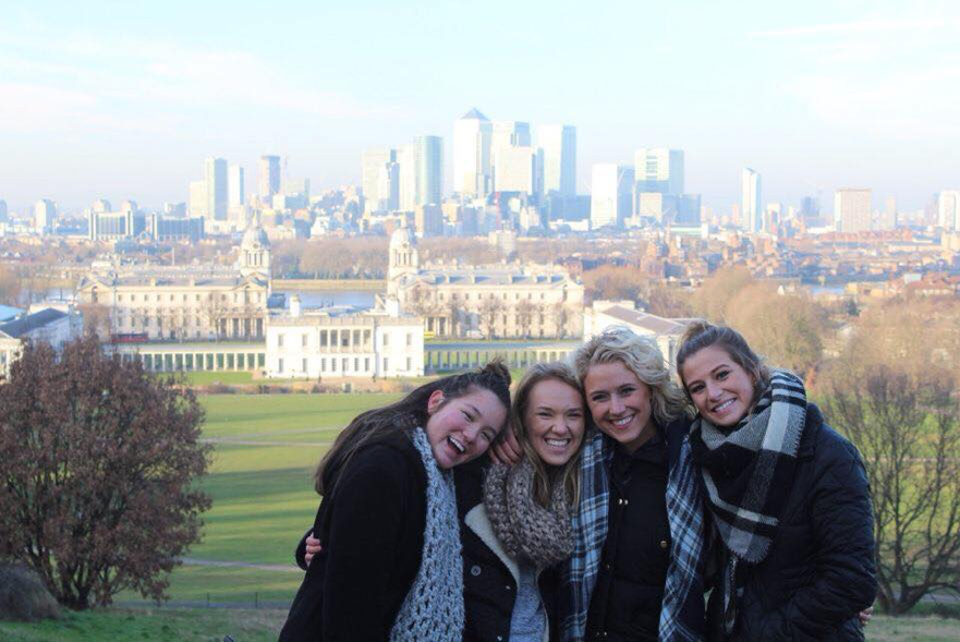 CAPAStudyAbroad_London_Spring2017_From Emmie Madsen - With classmates at the Prime Meridian in Greenwich.png